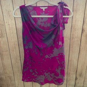 CAbi style 102 100% silk size small